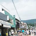 夏に行きたい軽井沢