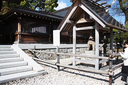 籠神社狛犬
