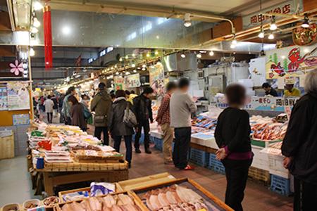 舞鶴港とれとれセンターさかな市場0
