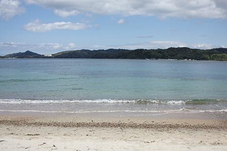 天橋立海水浴場ビーチ