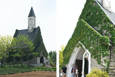 牧歌の里花の教会