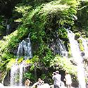 夏に行きたい吐竜の滝