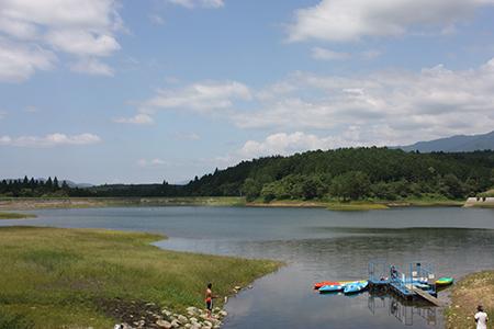 椛の湖オートキャンプ場