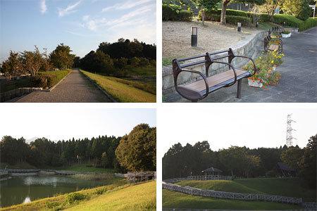 亀山県営公園