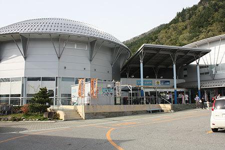 道の駅宙ドーム・神岡
