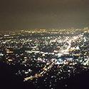 夏に行きたい岐阜城パノラマ夜景