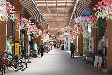 桑名商店街