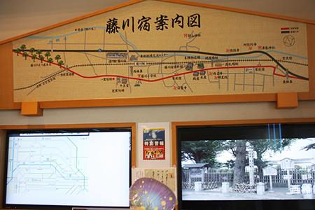 道の駅藤川宿