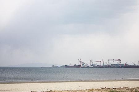 三重阿漕浦海水浴場