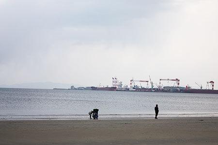 津市阿漕浦海水浴場