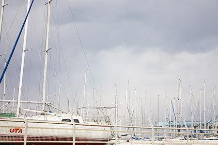阿漕浦海水浴場港