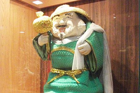 山都飯田の水引博物館