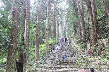 世界遺産熊野古道