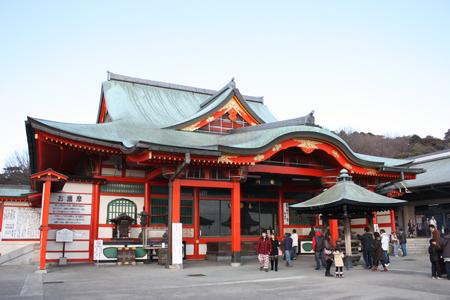 犬山成田山本堂