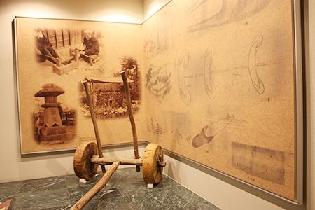 大津市歴史博物館展示物