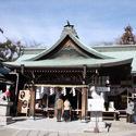 縁結び三光稲荷神社