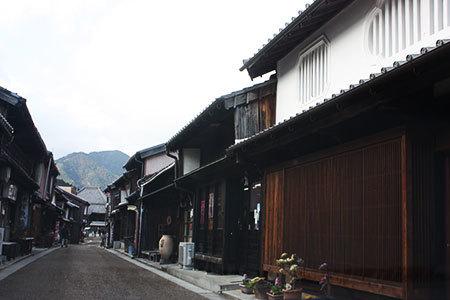 東海道関宿