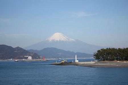 駿河湾クルージング富士山世界遺産