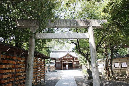田懸神社子宝
