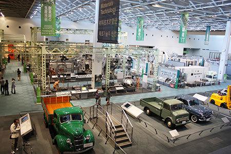 トヨタテクノミュージアム産業技術記念館
